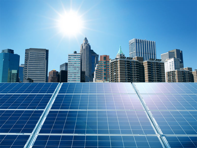 How do Consumers Harness the Sun's Power and Use it As an Energy Source?