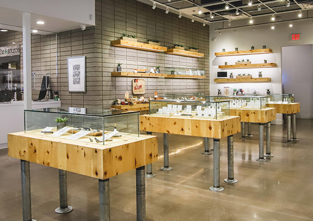Visiting A Cannabis Dispensary Is A Unique Experience