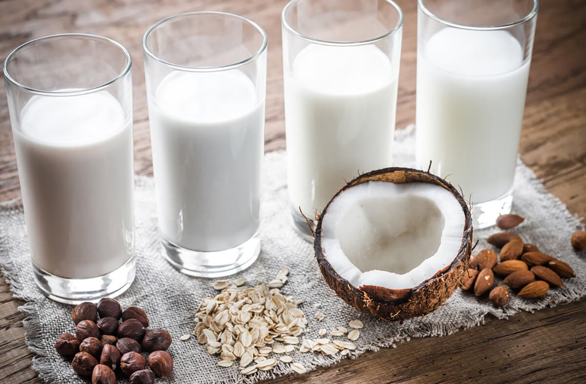 3 Milk Alternatives You Can Make At Home